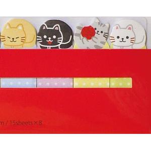MIND WAVE/マインドウェイブ  Stick marker まんまる猫さん|amac-store