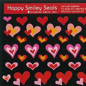Oriental berry/オリエンタルベリー  Happy Smily Sealsハートアソート|amac-store