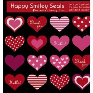 Oriental berry/オリエンタルベリー  Happy Smily Sealsハートメッセージ|amac-store