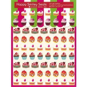 Oriental berry/オリエンタルベリー Happy Smiley Seals ケーキ amac-store 02