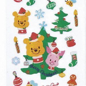S&C/エス&シー  ディズニー クリスマス プーとピグレット|amac-store