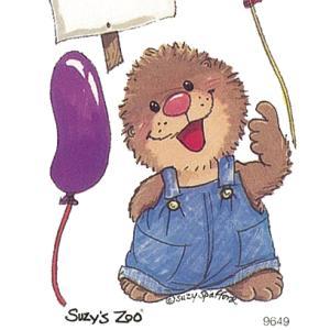 Suzy's Zooスージーズー  Birthday もぐら|amac-store