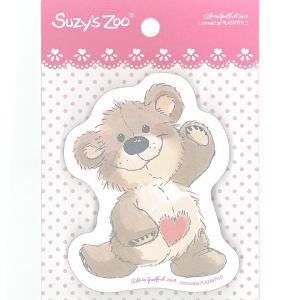Suzy's Zoo スージーズー Boof ブーフ ふせん(付箋) Delfino製|amac-store