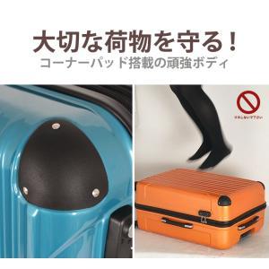 スーツケース 機内持ち込み 小型 Sサイズ 軽...の詳細画像1