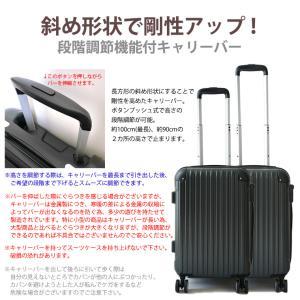 スーツケース 機内持ち込み 小型 Sサイズ 軽...の詳細画像5
