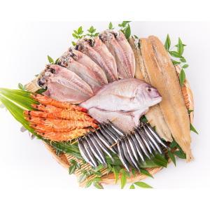 天草灘干物セット12番|amakusakaisen-amarei