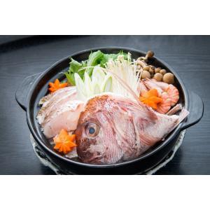 鯛ちり鍋|amakusakaisen-amarei