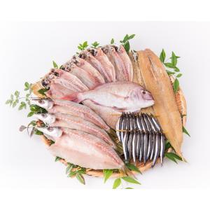 天草灘干物セット20番|amakusakaisen-amarei