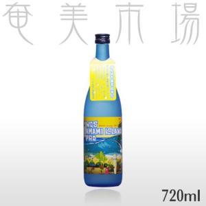 【数量限定】記念ラベル!奄美黒糖焼酎 れんと サーフィン 25度 720ml|amami