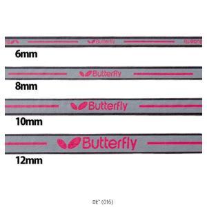 バタフライ Butterfly ロゴライン・プロテクター 単品1点 75370 卓球その他 ユニセックス男女兼用|amatashop