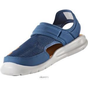 adidas アディダス JR FORTASWIM C BA9379 靴 シューズ サンダル 男の子女の子兼用キッズジュニア子供|amatashop