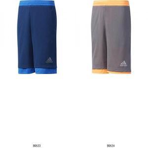 adidas アディダス BOYS TRN リバーシブルメッシュ DJH65 ウェアスポーツカジュアルハーフパンツ ユニセックス男女兼用キッズジュニア子供 amatashop
