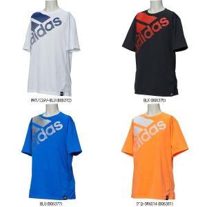 adidas アディダス BOYTRNフェイディングビッグ DJH71 ウェアスポーツカジュアルTシャツ 半袖 ユニセックス男女兼用キッズジュニア子供 amatashop