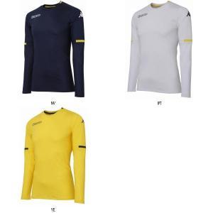 カッパ Kappa ナガソデプラクティスシャツ KF852TL01 サッカープラクティクスシャツ