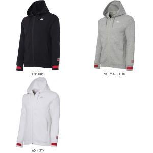 カッパ Kappa スウェットジャケット KM752KT42 サッカースウエツトジャケットの商品画像|ナビ