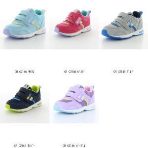 ムーンスター MoonStar CR C2146 1217538 靴 シューズ スニーカー 男の子女の子兼用インファントベビー乳幼児|amatashop