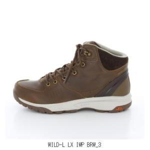 HI-TEC ハイテック WILD-L LX IWP BRW 53142763 登山 アウトドア キャンプトレッキングシューズ トレイルランシューズ 登山靴ハイキングシューズ 軽登山靴 メン|amatashop