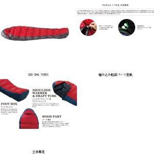 nanga ナンガ UDD BAG180DX ショート カラーレッド 赤 のみ 00180 登山 アウトドア キャンプキャンプ アウトドア用品 ユニセックス男女兼用大人用|amatashop