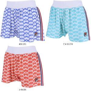 FILA フィラ ショートパンツ VL1799 テニスショート・3/4パンツ レディース ウィメンズ 女性 婦人大人用|amatashop