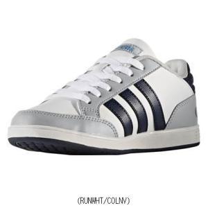 adidas アディダス NEO HOOPS K ネオフープスK AQ1651 靴 シューズ キッズシューズ ジュニア 子供用 男の子女の子兼用キッズジュニア子供|amatashop