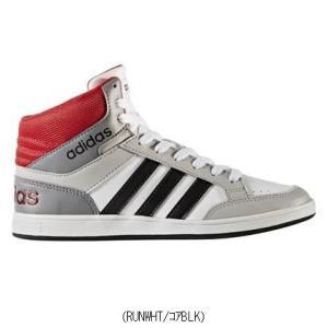 adidas アディダス NEOHOOPSMIDK ネオフープスミッドK BB9970 靴 シューズ キッズシューズ ジュニア 子供用 男の子女の子兼用キッズジュニア子供|amatashop