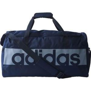adidas アディダス 71リニアロゴチームバッグM BVB06 スポーツバッグ 鞄 カバン トートバッグ 手提げバッグ ユニセックス男女兼用|amatashop