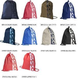 adidas アディダス 71リニアロゴジムバッグ BVB29 スポーツバッグ 鞄 カバン リュック デイバッグ ユニセックス男女兼用|amatashop