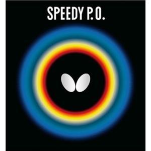 Butterfly バタフライ スピーディ PO 00260 卓球ラバー表ソフトラバー|amatashop