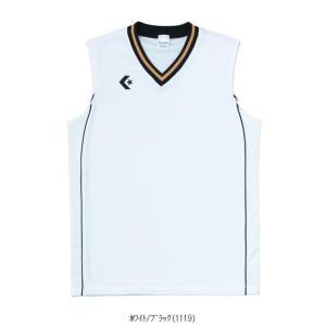 コンバース CONVERSE 2F メンズゲームノースリーブシャツ CB26712 バスケットボールウエアゲームシャツ メンズ男性紳士大人用 amatashop