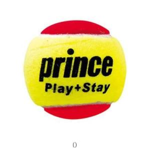 プリンス Prince ステージ3レッド BALL DZ 7G329 TOP種目別スポーツテニスボールテニスボール キッズジュニア子供|amatashop