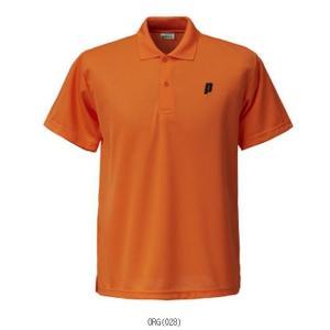 プリンス Prince ゲームシャツ TMU122T TOP種目別スポーツテニスウェア メンズ ユニセックス ユニホーム ゲームシャツ|amatashop