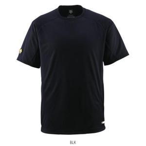 DESCENTE デサント ベースボールTシャツ DB200 野球 ベースボール ウェアトレーニングシャツ|amatashop