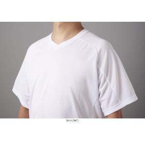 DESCENTE デサント ベースボールTシャツ DB202 野球 ベースボール ウェアトレーニングシャツ|amatashop