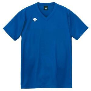 デサント DESCENTE ハンソデゲームシャツ DSS4321 バレーボールメンズウエアシャツ メンズ男性紳士キッズジュニア子供|amatashop