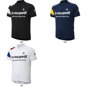ルコック le coq sportif ENTRYSSJERSEY QCMQGA41 サイクルハンソデTシャツの画像