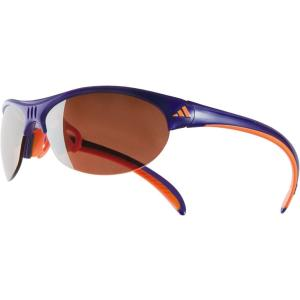 adidas アディダス A123パープルオレンジ A123026136 陸上 ランニング マラソンウェアサングラス 大人用|amatashop