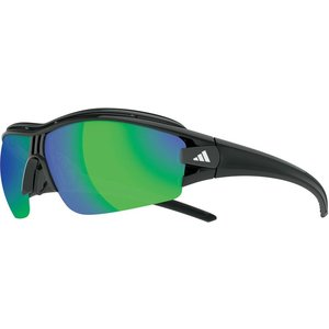 adidas アディダス ADSサングラスA198シャイニーBLK/B A198016090 陸上 ランニング マラソンウェアサングラス ユニセックス男女兼用大人用|amatashop