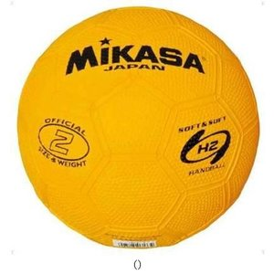 MIKASA ミカサ ハンド2ゴウハッポウゴムスポーツテストヨ HR2Y ハンドボールボールミカサ|amatashop