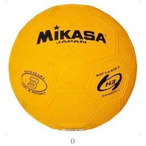 MIKASA ミカサ ハンド3ゴウ ハッポウゴム HR3Y ハンドボールボールミカサ|amatashop
