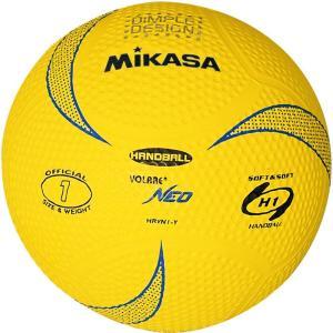 MIKASA ミカサ ハンド1ゴウ ヌイソフトタイプ HVN110SB ハンドボールボールミカサ|amatashop