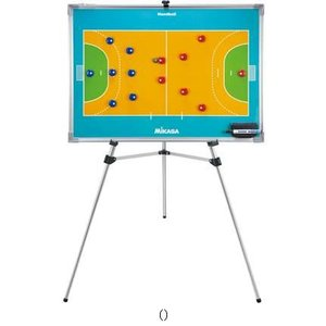 MIKASA ミカサ ハンドトクダイサクセンバン サンキャクツキ SBHXL ハンドボール設備 備品|amatashop