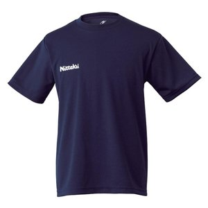 Nittaku ニッタク ドライTシャツ NX2062 卓球メンズウエアシャツ キッズジュニア子供|amatashop