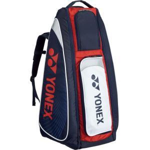 スタンドバッグ(リュックツキ)  Yonex ヨネックス テニスバッグ (bag1819-187)の商品画像|ナビ