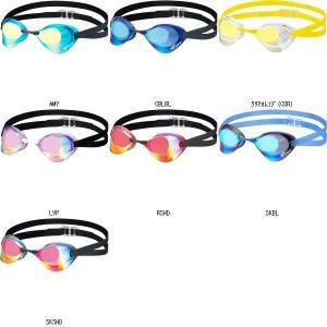 VIEW ビュー スイミングゴーグル V121MR 水泳 スイミングゴーグル グラススイムゴーグル グラス|amatashop