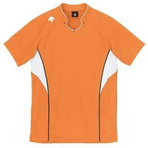 DESCENTE デサント ハンソデゲームシャツ DSS4823 バレーボールメンズウエアシャツ amatashop