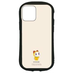 iPhpne12mini対応スマホケース ドラえもん/I'm Doraemon ハイブリットガラスケースドラミちゃん|amazutsumi