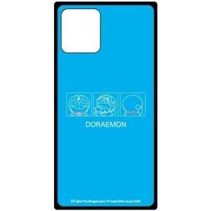 iPhpne12/12Pro対応スマホケース ドラえもん/I'm Doraemon スクエアガラスケースドラえもん|amazutsumi