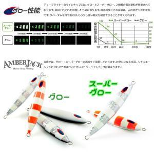 スピンドル 1200g スーパーグローディープライナー DEEP LINER スロージギング メタルジグ amberjack 05
