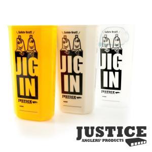 JUSTICE : ジャスティスJIG IN : ジギン船上用メタルジグ・エギ・プラグ 収納ケース|amberjack