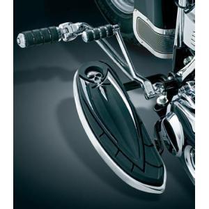 ZOMBIE フロアーボードカバー ◆ハーレー◆ amberpiece